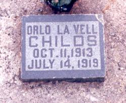 Orlo Lavell Childs