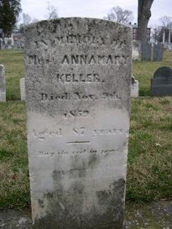 Anna Mary Keller