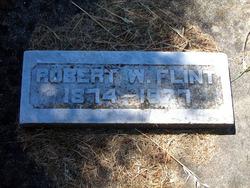"""Robert Winchester """"Bob"""" Flint"""