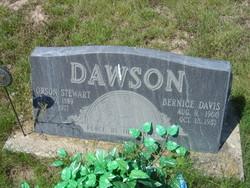 Bernice Caroline <I>Davis</I> Dawson