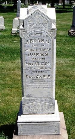 Abram George Jones