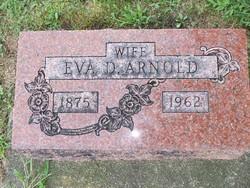 Eva D. <I>Peters</I> Arnold