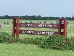 Goessel Mennonite Church Cemetery