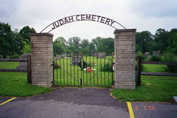 Judah Church of Christ Cemetery