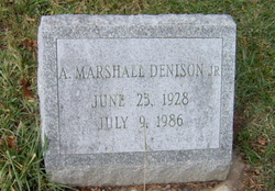 Albert Marshall Denison, Jr