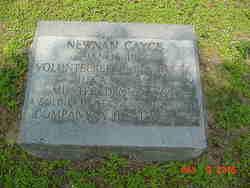 Shadrach Newnan Cayce