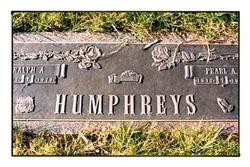 Ralph Albert Humphreys