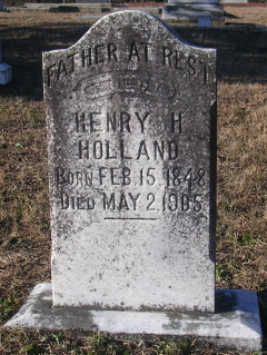 Henry Holmes Holland