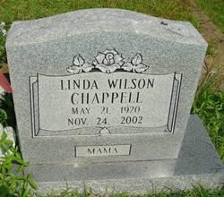 Linda <I>Wilson</I> Chappell
