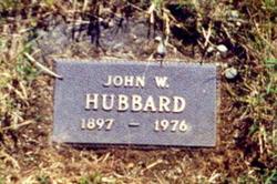 John Wentworth Leroy Hubbard