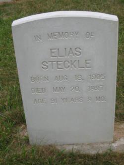 Elias Steckle