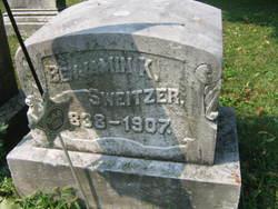 Benjamin K Sweitzer