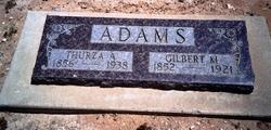 Thurza Armelia <I>Allen</I> Adams