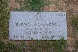 Bernard G Garner