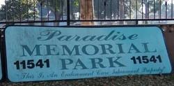 Paradise Memorial Park