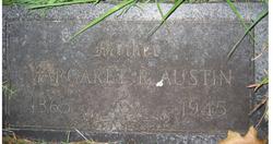 Margaret R Austin