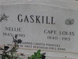 Capt Louis DeWitt Clinton Gaskill