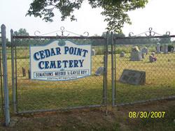 Cedar Point Cemetery