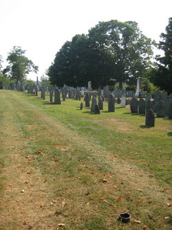 Harvard Center Cemetery