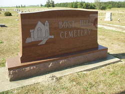 Bost Hill Cemetery