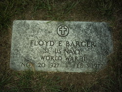 Floyd Edward Barger