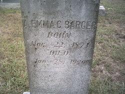Annie Emma Catherine Barger