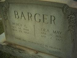 Percy G. Barger