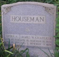 Pvt James W. Houseman