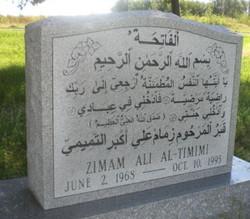 Ziman Ali Al-Timimi