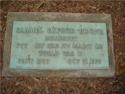 Samuel Exford Boone