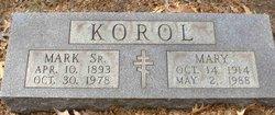 Mary Korol