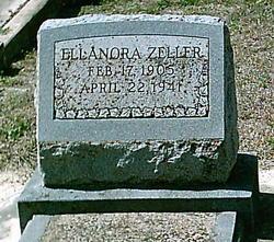 Ellanora <I>Renz</I> Zeller