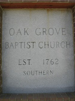 Old Baptist Meeting House Cemetery