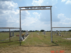 Tonk Valley Cemetery