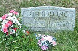 Ethel <I>Knapp</I> Kimberling