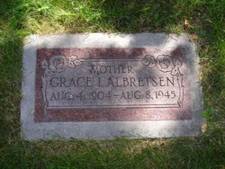 Grace Viola <I>Isenhour</I> Albretsen