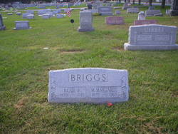 Mary Margaret <I>McGlinsey</I> Briggs