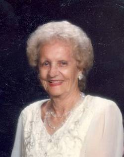June Lena <I>Lower</I> Richardson
