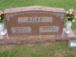 George N. Agee