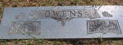 Bert Edward Owens