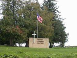 Hesper Lutheran Cemetery