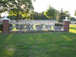 Morton Apostolic Christian Church Cemetery