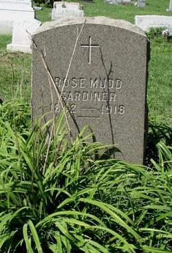 Rose <I>Mudd</I> Gardiner