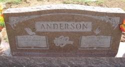 Nancy Hawtense <I>Roberson</I> Anderson
