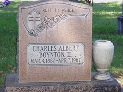 Charles Albert Boynton, Jr.