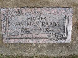 Ida Mae <I>Carlile</I> Raabe