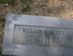 William Lewis Redus