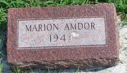 Marion Amdor