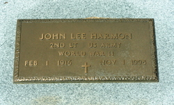 John Lee HARMON