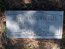 Joyce Marie Ruggles